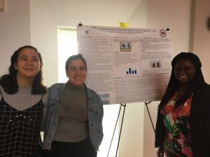 Gabby, Emily, Joy Poster Session '17