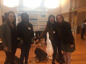 Jamie, Praise, Meghana, Joanna Poster Session '17
