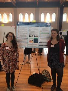 Megan and Sara Poster Session '17