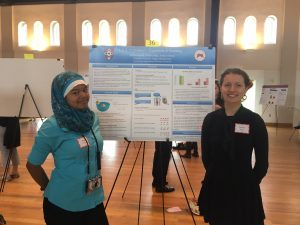 Sifona and Natalie Poster Session '17